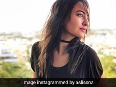 Sonakshi Sinha Nails The Headstand - Looks Leaner And Fitter Than Before