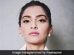 Does Sonam Kapoor Pull Off This Whimsical Makeup Look?