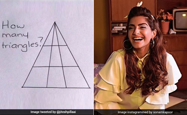 Sonam Kapoor Trolled By Twitter's Mathematicians For Answer To This Puzzle