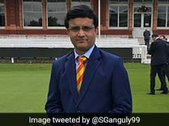 India Favourites For 2019 World Cup, Says Sourav Ganguly