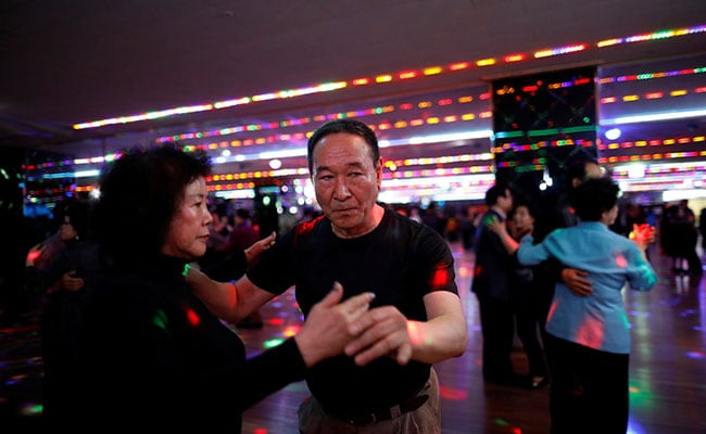 In Daytime Discos, South Korea's Elderly Find Escape From Anxiety