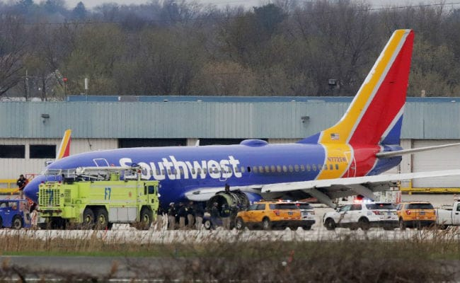 Southwest Airlines Gives $5,000 To Passengers On Fatal Flight