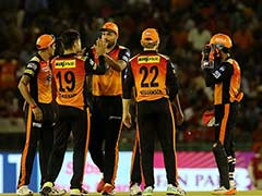 IPL Live Cricket Score, SunRisers Hyderabad vs Kings XI Punjab: SunRisers Hyderabad Face Charging Kings XI Punjab