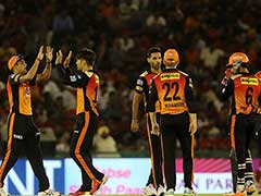 IPL Live Score, SunRisers Hyderabad vs Kings XI Punjab: Spirited SunRisers Hyderabad Set For Kings XI Punjab Test