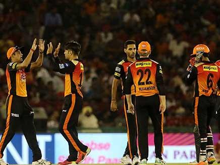 IPL Live Score, SunRisers Hyderabad vs Kings XI Punjab: Spirited SunRisers Hyderabad Set For Kings XI Punjab Test