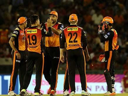 IPL Highlights, SunRisers Hyderabad vs Kings XI Punjab: SRH Beat KXIP By 13 Runs