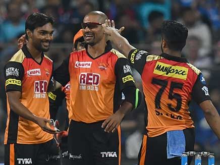 IPL Highlights, MI vs SRH: SRH Edge Out Mumbai By 31 Runs