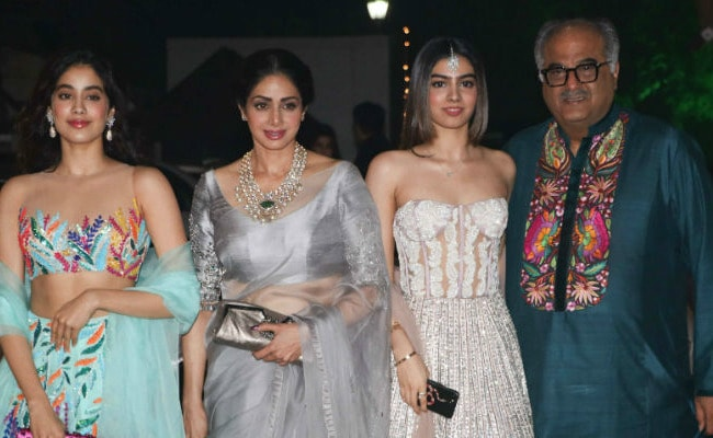 Sridevi's Family On Posthumous National Award Win: 'Not Just A Super Actor, She Was Also A Super Mom'