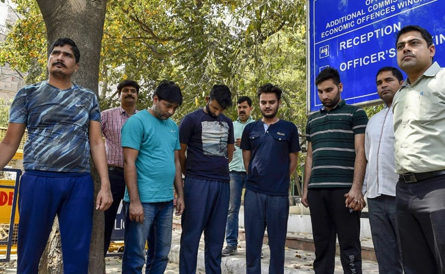 SSC Cheating Racket: Gang Of Four Arrested In Delhi In Crackdown