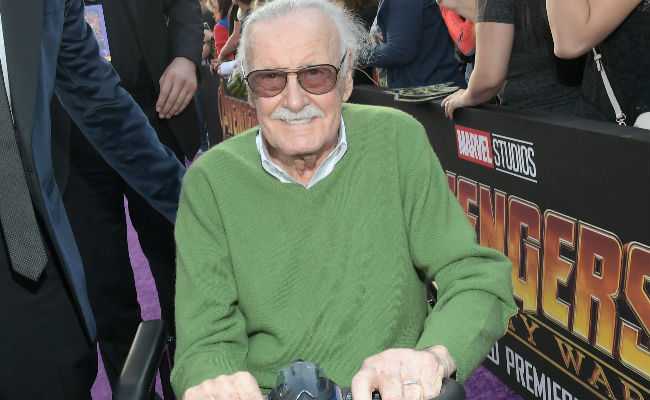 Stan Lee, Creator Of Comic Book Superheroes, Sued For Sexual Assault