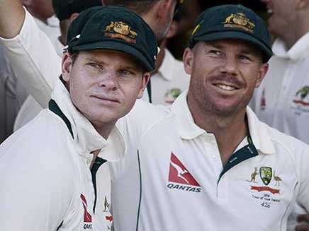 English County Team Surrey Keen On Signing Steve Smith, David Warner
