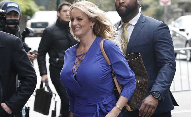 Stormy Daniels' Lawyer Offers $100,000 For Info On Man Who Threatened Her