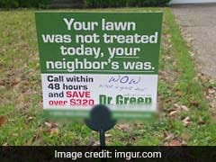 They Shamed Him For Overgrown Lawn. Then, Thousands Avenged Him