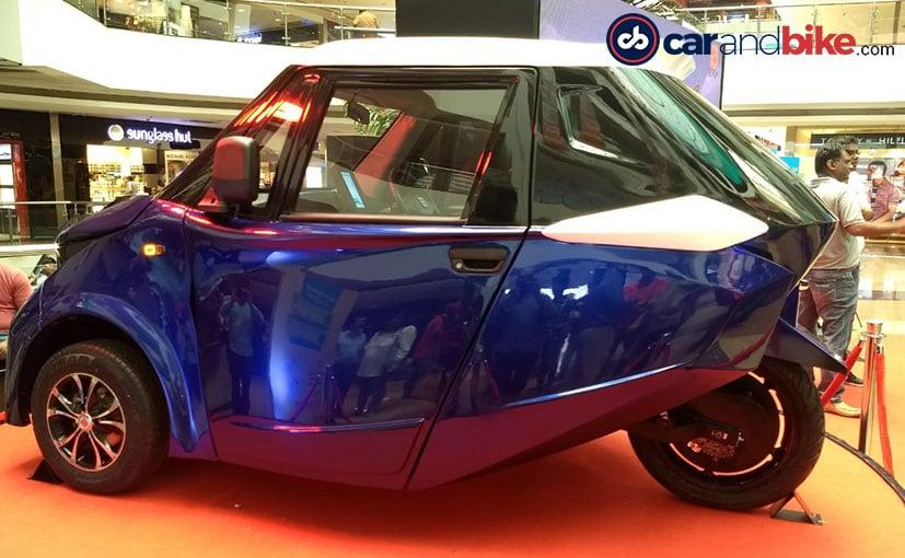strom r3 electric car