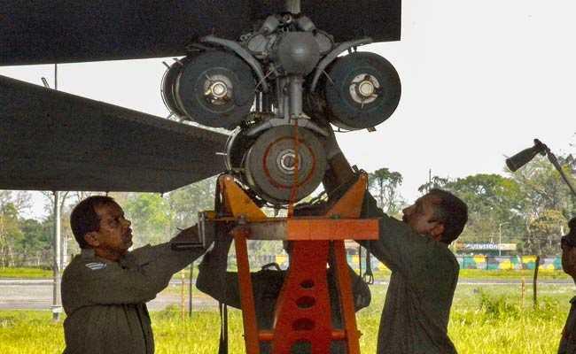 वायुसेना का सबसे बड़ा युद्धाभ्यास 'गगन शक्ति' समाप्त