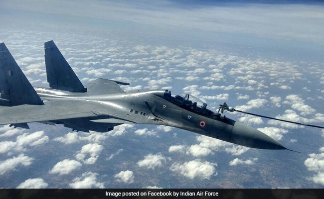 IAF's Sukhoi fighter jets refuel mid-air during Gagan Shakti 2018 exercise