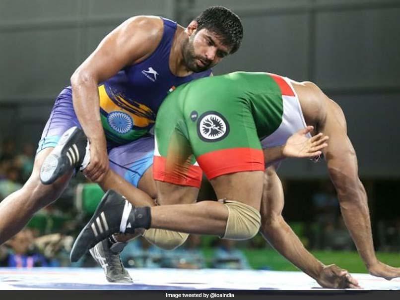 Commonwealth Games 2018: India Wrestler Sumit Malik Involved In Bite Row