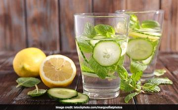 Weight Loss: 5 Best Summer Detox Waters To Burn Fat Quicker