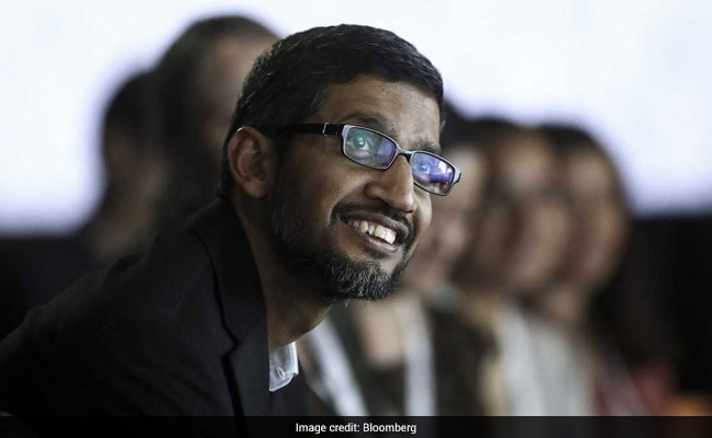 Google CEO Sundar Pichai To Take Home A $380 Million Award This Week