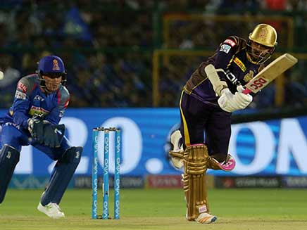 IPL Highlights, Rajasthan Royals vs Kolkata Knight Riders: Robin Uthappa, Nitish Rana Power KKR To 7-Wicket Win Over RR