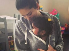 Sunny Leone's 'Promise' To Daughter Nisha: 'Will Protect You From Everything Evil'