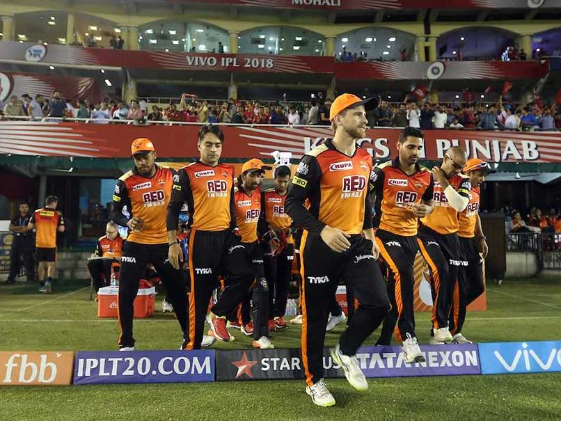 IPL 2018: When and Where To Watch SunRisers Hyderabad vs Chennai Super Kings, Live Coverage On TV, Live Streaming Online