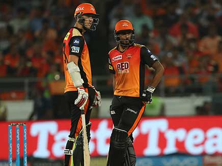 IPL Live Cricket Score, Kings XI Punjab vs SunRisers Hyderabad: KL Rahul Departs For KXIP vs SRH