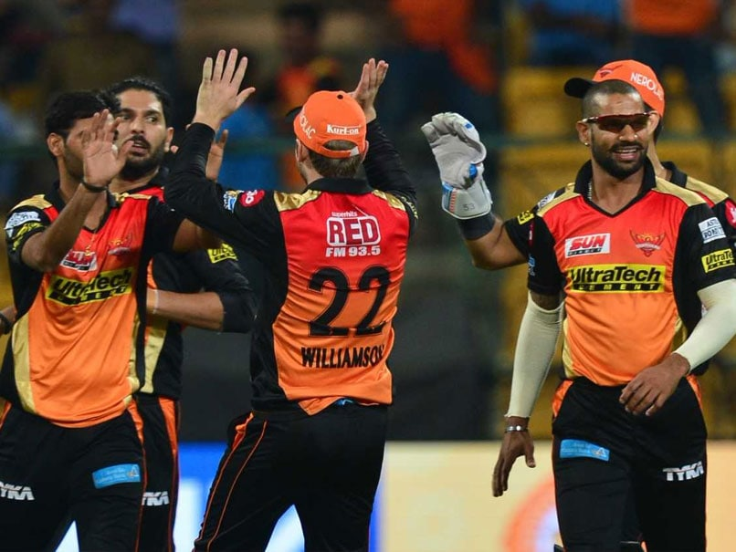 SRH vs RR, IPL Highlights: Dhawan, Williamson Guide Hyderabad To 9-Wicket Win Over Rajasthan