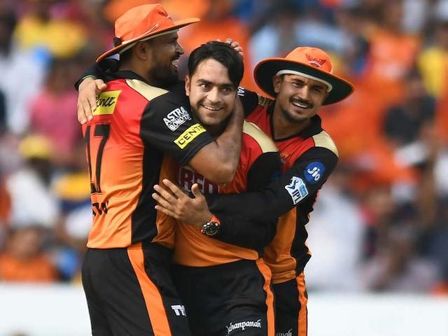 IPL 2018: Hyderabad Defend 118, Beat Mumbai Indians In A Thriller