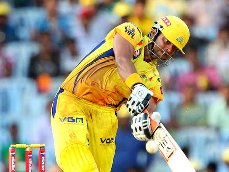 IPL 2018: Suresh Raina To Miss Chennai Super Kings