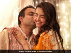 Surveen Chawla: I Can Kiss A Co-Star Or Go Nude For Film, My Husband Won't Say Anything