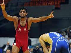 CWG 2018, Day 8, Highlights: Wrestlers Sushil Kumar, Rahul Aware Win Golds, Tejaswini Sawant Bags Silver In Women