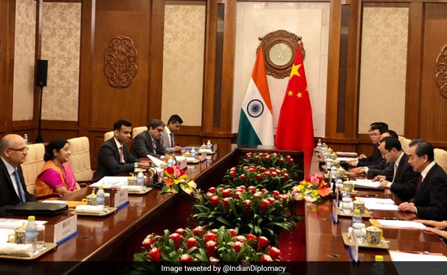 Foreign Minister Sushma Swaraj, Defence Minister Nirmala Sitharaman Attend Summit In Beijing, Set Stage For PM Modi, Xi Jinping To Meet This Week