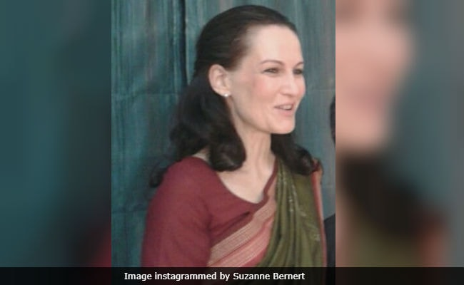 Meet Suzanne Bernert, The German Actress Who Will Play Sonia Gandhi In Anupam Kher's The Accidental Prime Minister