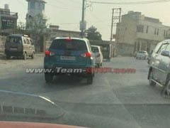 Suzuki Vitara Spotted Testing In India