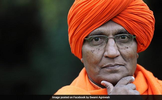 Supreme Court Dismisses Swami Agnivesh's Plea Seeking Deletion Of Scenes From 'Padmaavat'