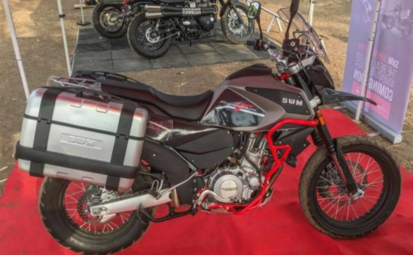 The expected pricing of the SWM Superdual T would be between Rs. 5 lakh -7 lakh