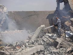 In Syria Strikes, US Blurs Red Line For Intervention