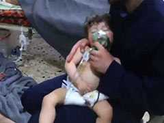 "Nerve Gas Used In Syria Attack, Leaving Victims ""Foaming At The Mouth"", Evidence Suggests"
