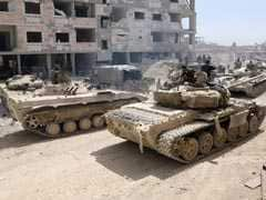 """Russia Says It Warned US Of """"Grave Repercussions"""" If Syria Attacked"""