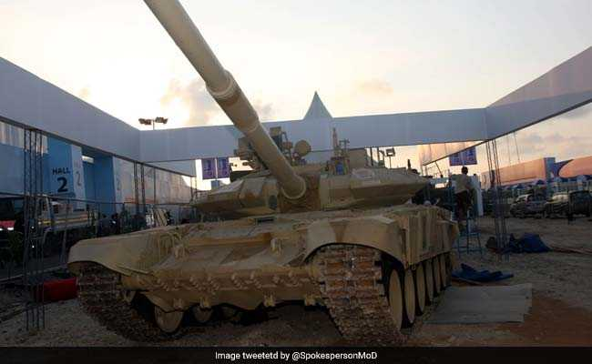 Defence Expo Begins; Major Military Firms Showcase Latest Weapon