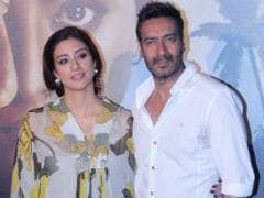Tabu Explains Why She Likes Working With Ajay Devgn