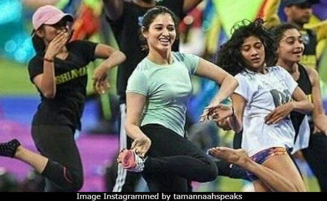 Indian Premier League 2018: Tamannaah Bhatia Reportedly Charging 50 Lakhs For 10-Minute Performance