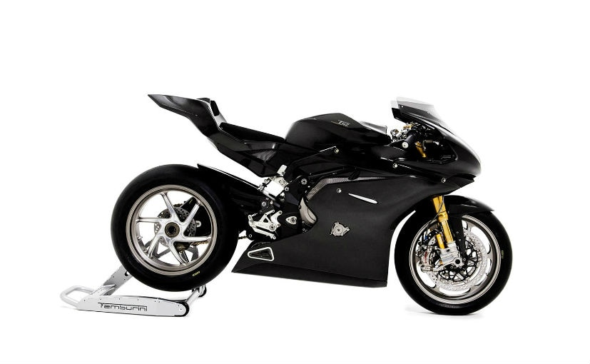 Tamburini T12 Motorcycle To Be Unveiled