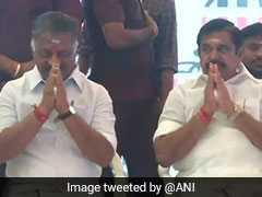 कावेरी जल विवाद: तमिलनाडु के सीएम पलानीस्वामी और डिप्टी सीएम भूख हड़ताल पर बैठे