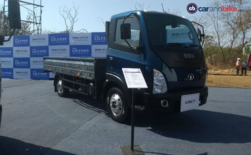 tata motors ultra trucks