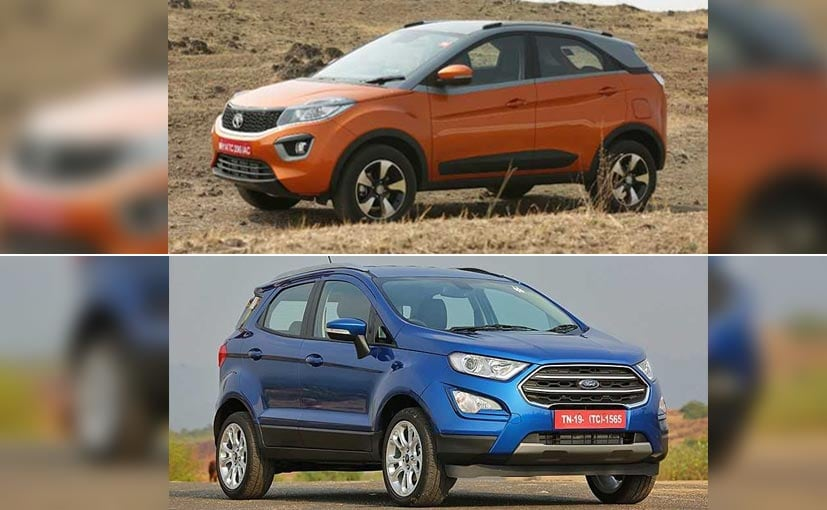 Size And Style Matter; Ford EcoSport AT or Tata Nexon AMT?