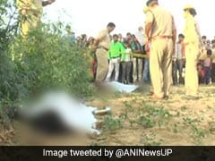 Teen Sisters Shot Dead In UP, Bodies Found In Field