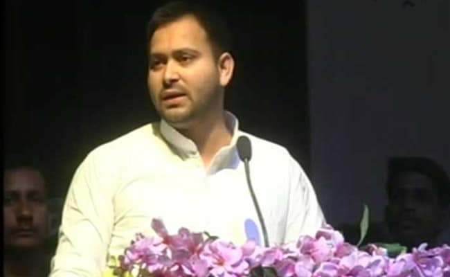 Will Support JD-U If Nitish Kumar Retires: Tejashwi Yadav
