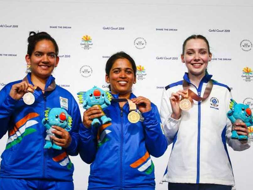 2018 Commonwealth Games, Day 9, Highlights: Wrestler Bajrang Punia, Shooters Anish Bhanwala, Tejaswini Sawant Bag Golds